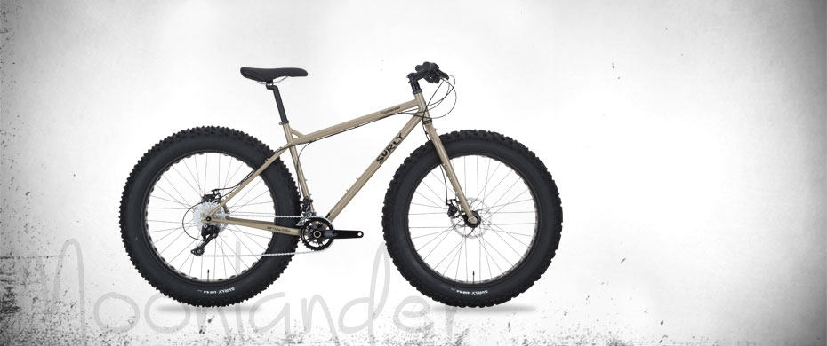 Everybody should have at least one Surly.  http://surlybikes.com/bikes/moonlander