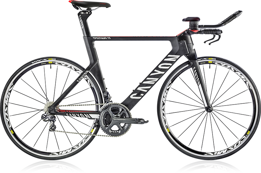 Canyon Speedmax CF.  https://www.canyon.com/_en/triathlonbikes/bike.html?b=3326
