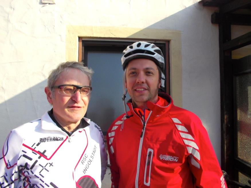 Herr Stümpfl und Ich!